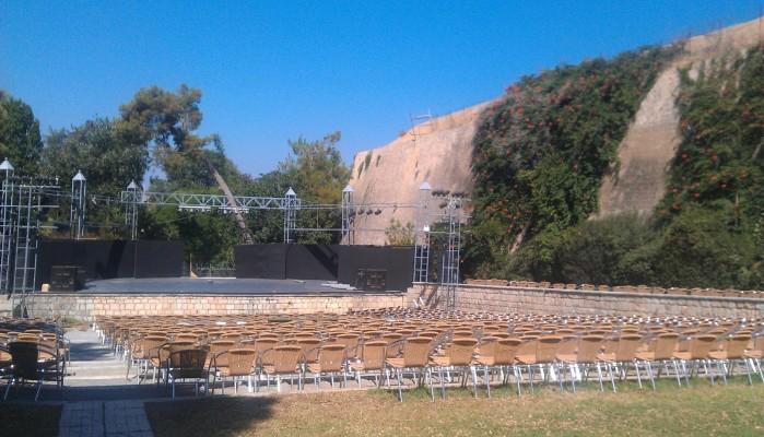 Εκδήλωση - αφιέρωμα στον Στάθη Μάστορα στο κηποθέατρο