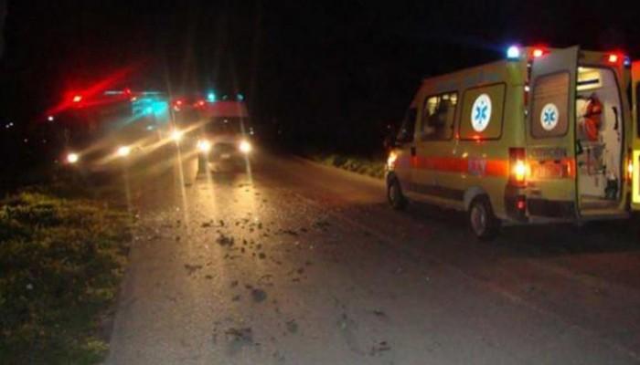 Σοβαρό τροχαίο ατύχημα με 3 τραυματίες στο Ηράκλειο