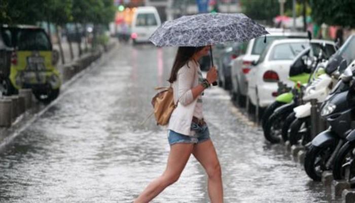 Πιθανές βροχές και καταιγίδες σήμερα στην Κρήτη