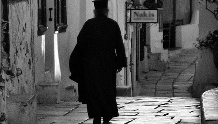 Απαγόρευση ιεροπραξιών στον ιερέα με το χασίς