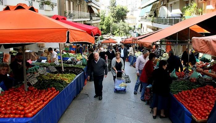 Αναστέλλεται η λειτουργία του θεσμού της Λαϊκής αγοράς στη Ναύπακτο, ενώ σ' όλη τη χώρα συνεχίζουν να λειτουργούν !!!