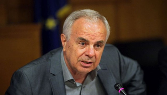 Αποστόλου: Κονδύλια 39,6 εκατ. ευρώ για έργα αγροτικής οδοποιίας στη χώρα