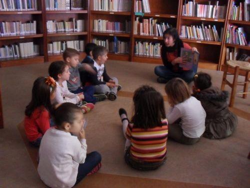 Καλοκαιρινή εκστρατεία ανάγνωσης στη Σακορράφειο βιβλιοθήκη Καστελίου