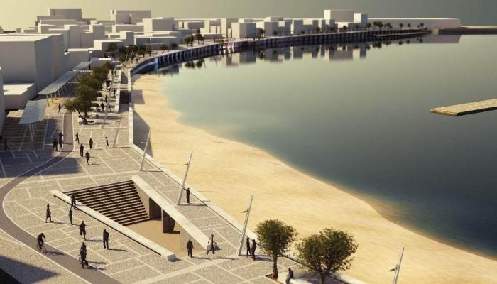 Θα μπει άμμος στο Κουμ Καπί - Σε ένα χρόνο παρεμβάσεις στην περιοχή