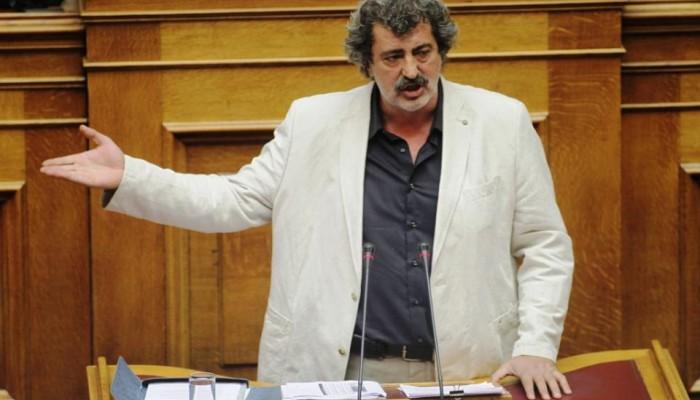 Ο Πολάκης η κόντρα με τους δημοσιογράφους και η αμήχανη στιγμή του Α.Ξανθού