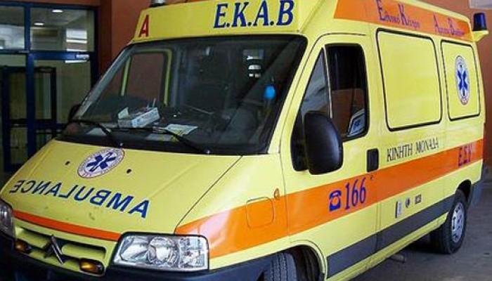 Αυτοκίνητο χτύπησε παιδί στην Αγία Μαρίνα στα Χανιά