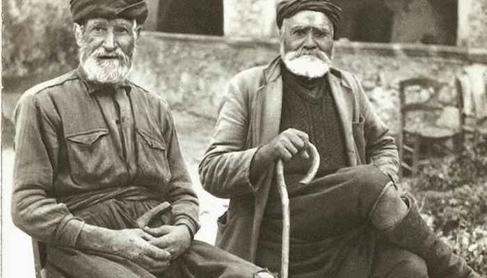 Μυθικές φωτογραφίες από την Κρήτη της δεκαετίας του '50