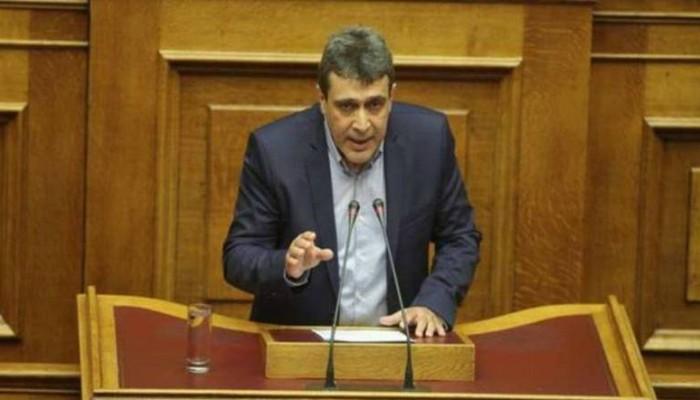 Ηγουμενίδης: «Άμεση Αποχώρηση του ΔΝΤ από το Ελληνικό Πρόγραμμα»