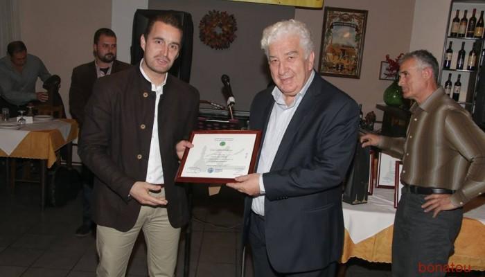 Στη Γ' Εθνική ο ΟΦΙ με ενίσχυση από Θ. Χηνόπουλο