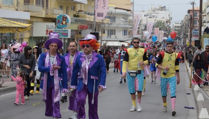 Τζίρος εκατομμυρίων από τοΚαρναβάλι στοΡέθυμνο