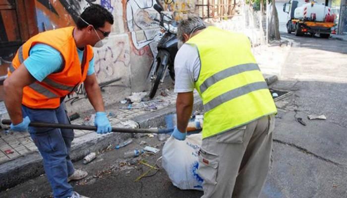 Δημιουργούνται 58 θέσεις εργασίας στην καθαριότητα με τον νέο οργανισμό