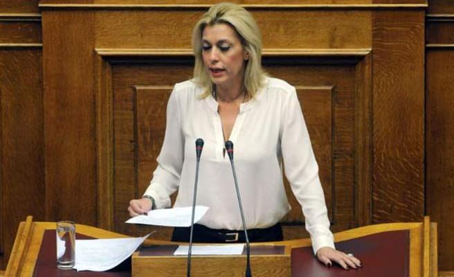 Ένας έρωτας στα κοινοβουλευτικά έδρανα