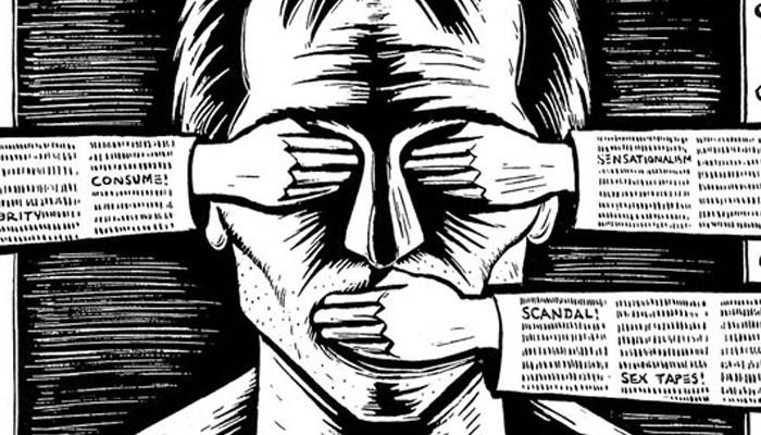 Προπηλακισμός της ελεύθερης έκφρασης απόψεων
