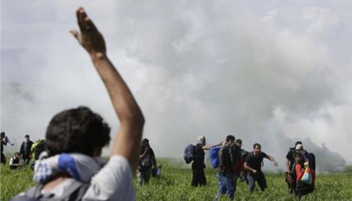 Διαβήματα από την ελληνική πλευρά για τα επεισόδια στην Ειδομένη