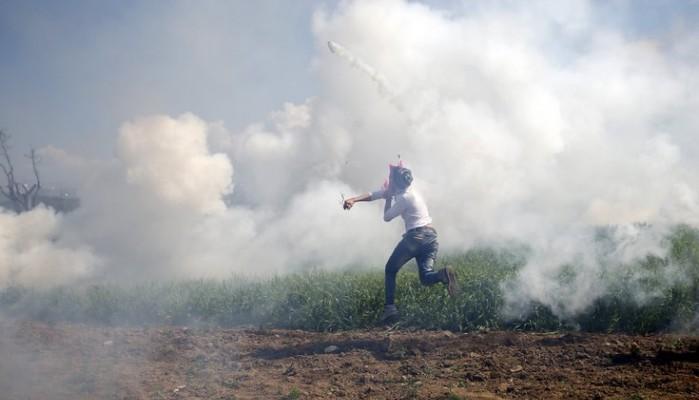 Σοβαρά επεισόδια, σφαίρες από καουτσούκ & δακρυγόνα στην Ειδομένη