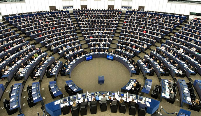 Προσομοίωση της Ολομέλειας του Ευρωπαϊκού Κοινοβουλίου