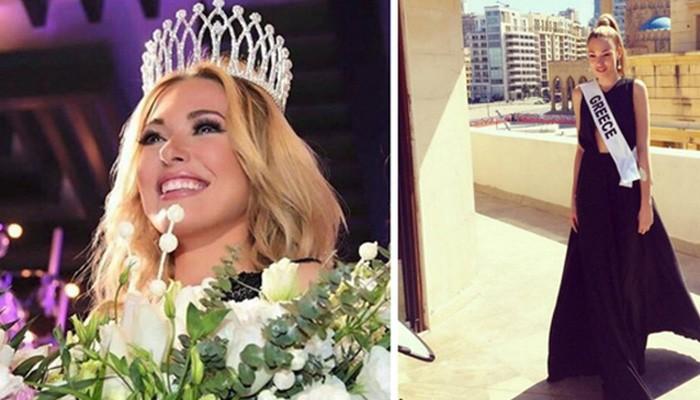 Μικαέλα Φωτιάδη: Η ομορφότερη γυναίκα στην Ευρώπη είναι Κρητικιά!