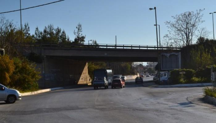 Αλλάζουν ασφαλτοτάπητα στον κόμβο Βαμβακόπουλου - Πότε θα κλείσει ο δρόμος για δυο μέρες