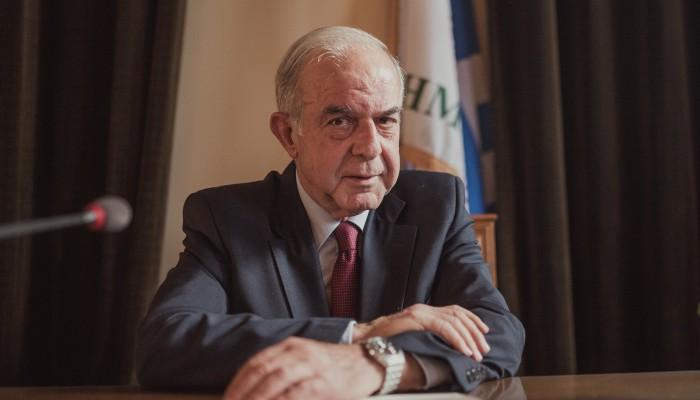 Ο δήμαρχος Ηρακλείου για την ημέρα εορτασμού των Εθνικών Αγώνων