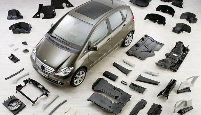 Κάνουν τα κοινά μηχανικά μέρη δύο αυτοκίνητα ίδια;