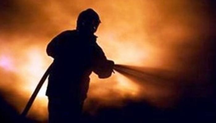 Πυρκαγιά σε επιχείρηση στις Μοίρες Μεσσαράς