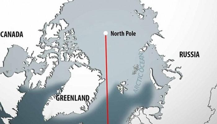 Ερευνα της NASA: Ο Βόρειος Πόλος μετακινείται προς το Λονδίνο!