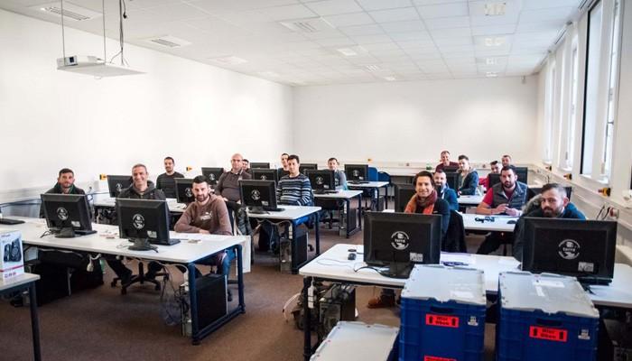 Το 4ο Εσπερινό ΕΠΑΛ Ηρακλείου στη Γερμανία και στη Γαλλία μέσω του Erasmus+
