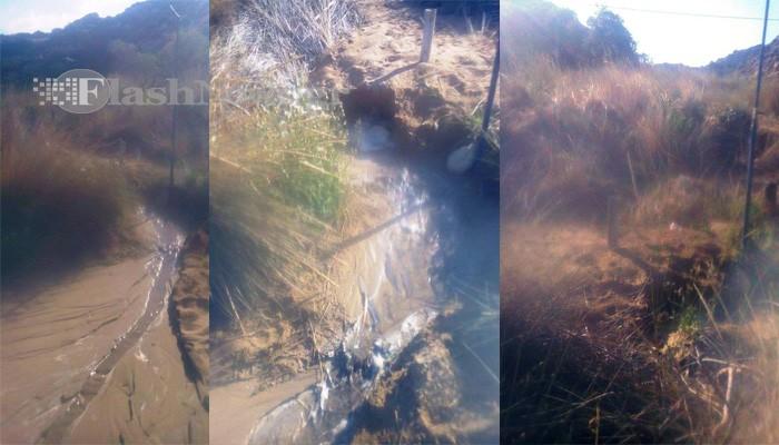 Το Λιμεναρχείο ερευνά για τα λύματα στην παραλία του Καλαθά Χανίων