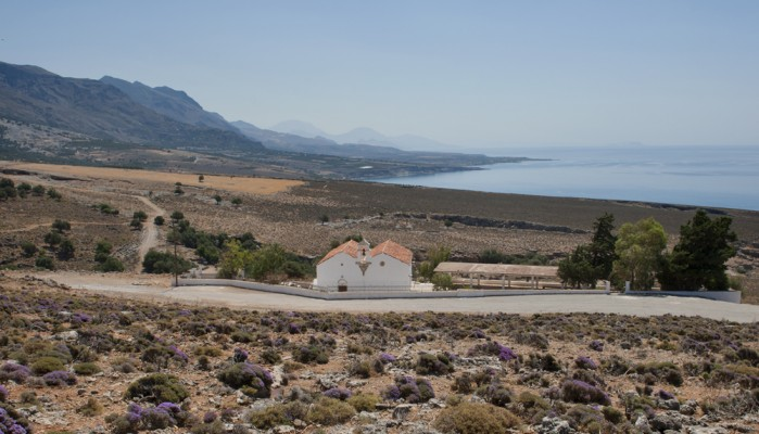 Τιμούν την Επανάσταση του 1821 στην Κρήτη στην Παναγιά Θυμιανή
