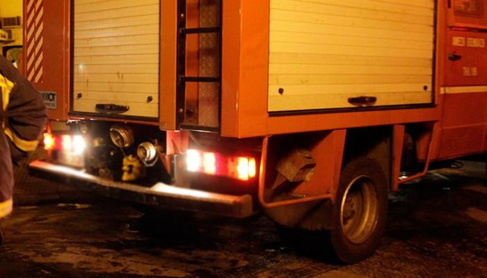 Πυρκαγιά σε ταβέρνα το πρώτο περιστατικό για την Πυροσβεστική στην Κρήτη