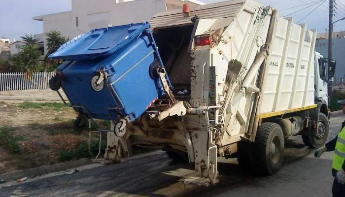 Tριήμερη απεργία εργαζομένων της Υπηρεσίας Καθαριότητας του Δήμου Ηρακλείου
