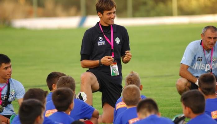 Ξεκίνησε το Summer Goalkeeper Camp