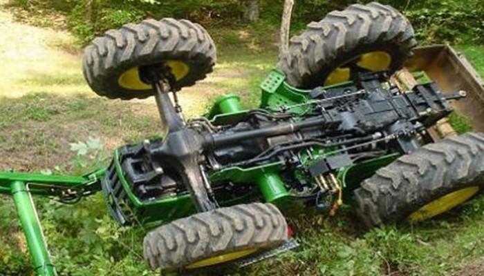 Τραγικό δυστύχημα με θύμα αγρότη στον Πλατανιά στα Χανιά