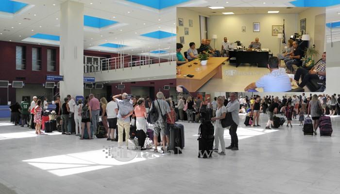 Αλεβιζόπουλος: Απάτη η επένδυση - Η Fraport δεν έχει δώσει τα χρήματα