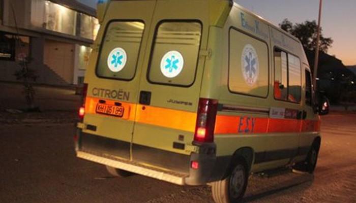 Θανατηφόρο τροχαίο δυστύχημα με θύμα 40χρονο στην Κρήτη