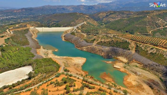 Στο φράγμα Βαλσαμιώτη η χαμηλότερη πληρότητα υδάτων