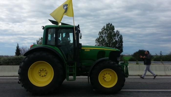 Κάλεσμα συμμετοχής στον συντονισμό του αγροτικού συλλαλητηρίου