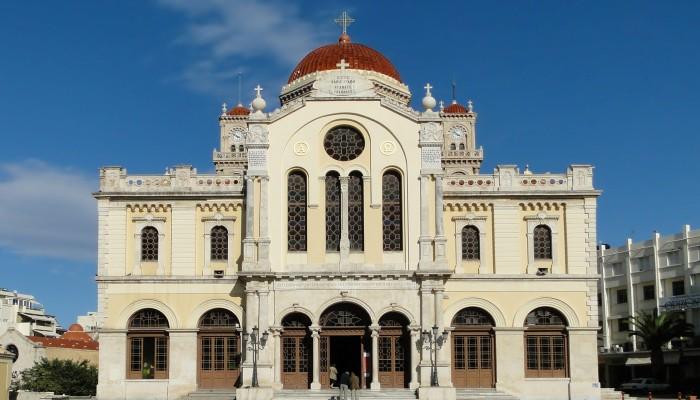 Μία ακόμα ξενάγηση στα Ιστορικά και Χριστιανικά Μνημεία του Ηρακλείου