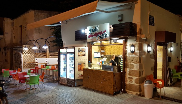 Delicreta: Στάση για σφακιανή πίτα και άλλες αγαπημένες γεύσεις