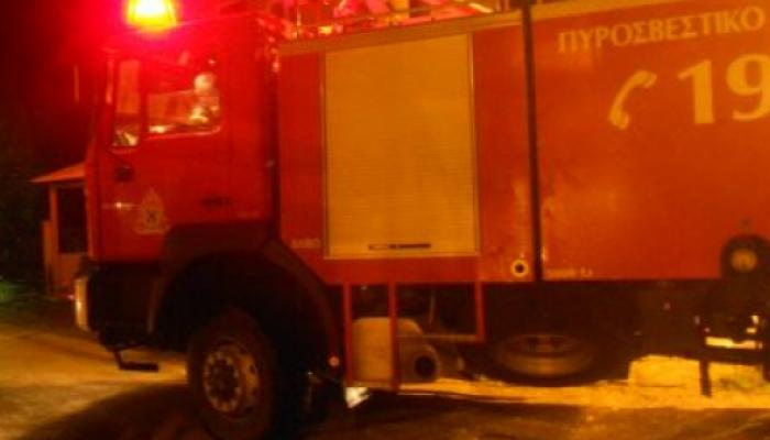 Πυρκαγιά σε δωμάτιο ξενοδοχείου τα ξημερώματα