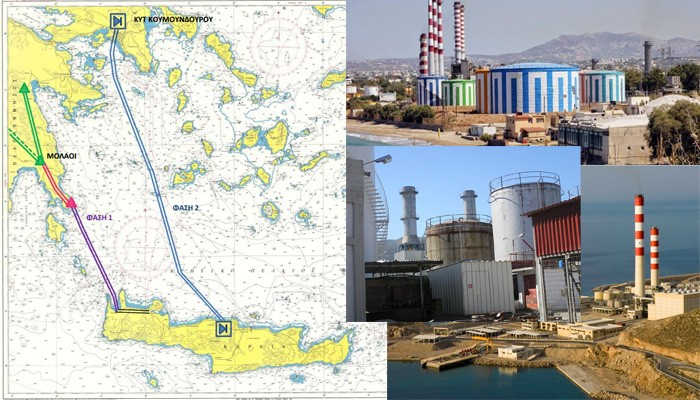 Προχωρά η ηλεκτρική διασύνδεση Κρήτης - Συνάντηση στην Περιφέρεια με ΑΔΜΗE