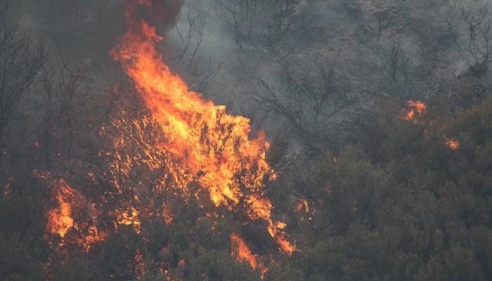 SOS και στο Λασίθι: Πολύ υψηλός κίνδυνος πυρκαγιάς