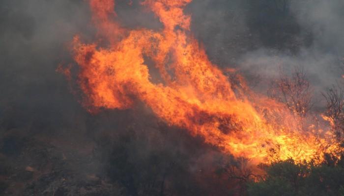 Δύο πυρκαγιές σε Ιεράπετρα και Σητεία (βίντεο)