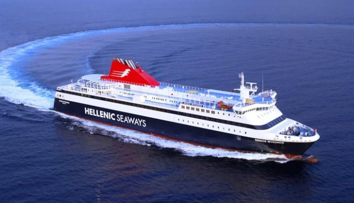 Στην Attica Group το 50,3% της Hellenic Seaways