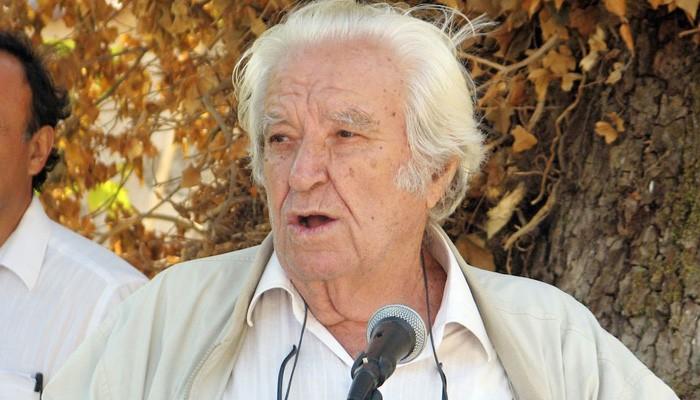 Συλλυπητήριο μήνυμα Δημάρχου Πλατανιά για το θάνατο του Λευτέρη Ηλιάκη