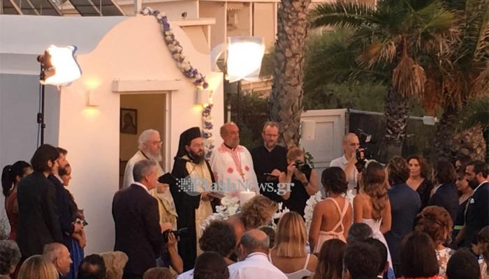 Παντρεύτηκε ο Κρητικός δικηγόρος και περιζήτητος εργένης (φωτο)