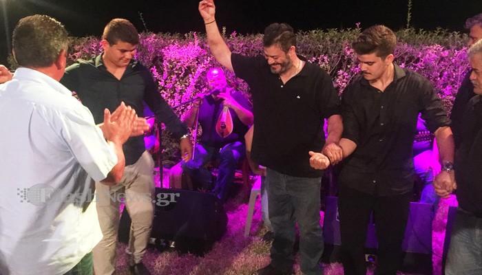 Ο Μ. Κονταρός χορεύει για πρώτη φορά μετά από χρόνια και συγκινεί! (video)