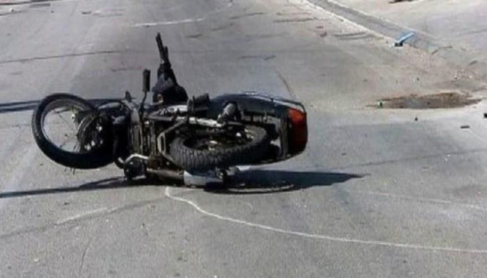Τραυματίστηκε νεαρός με μηχανάκι σε τροχαίο στο Ηράκλειο