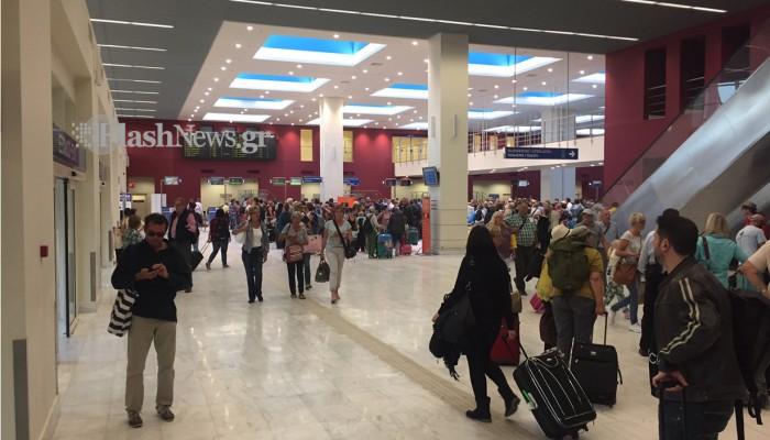 Σχεδιάζει εμπορικό κέντρο στο αεροδρόμιο Χανίων η Fraport
