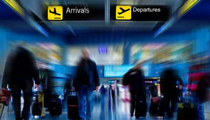 Αύξηση 11,9% στις αφίξεις από το εξωτερικό στο αεροδρόμιο Ηρακλείου